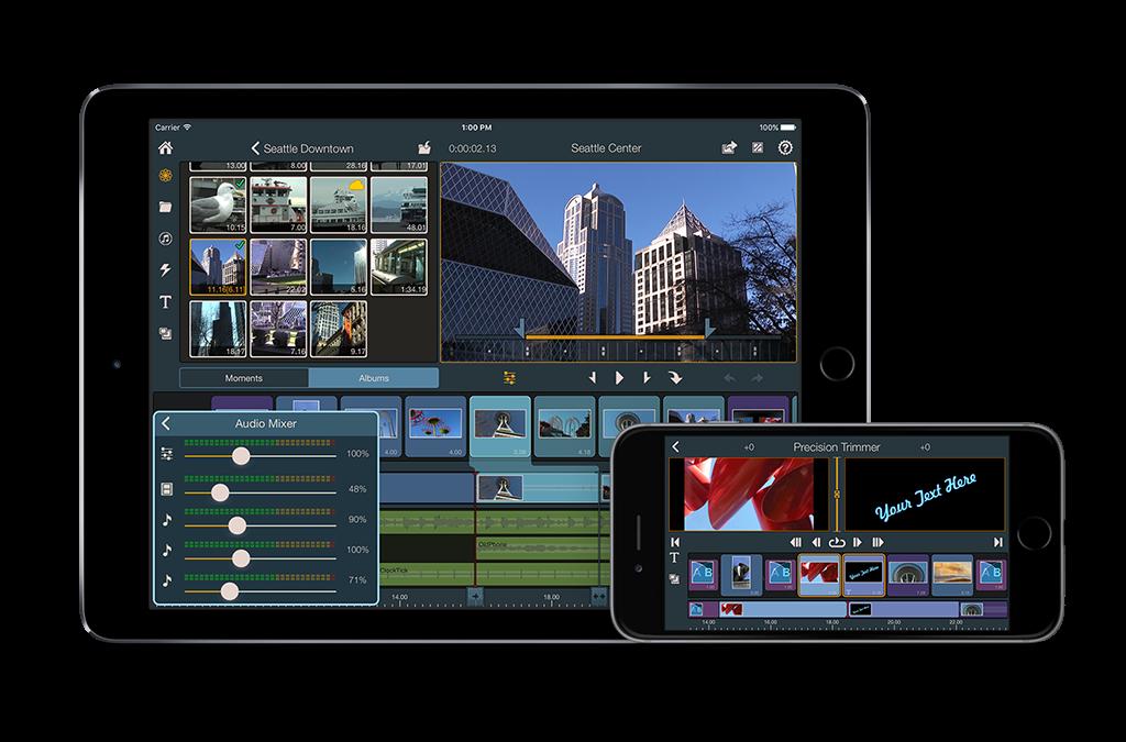 Pinnacle Studio for iPad becomes Pinnacle Studio Pro