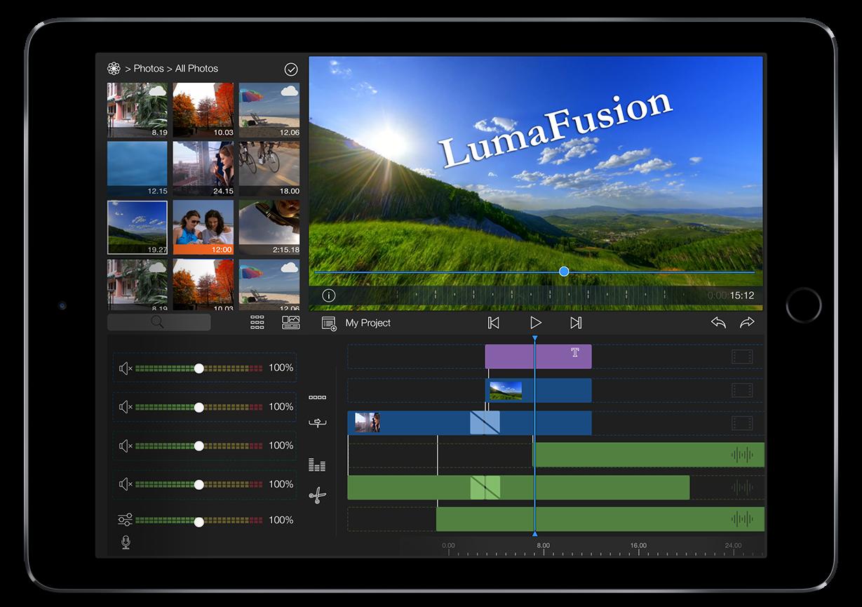 LumaFusion for iOS