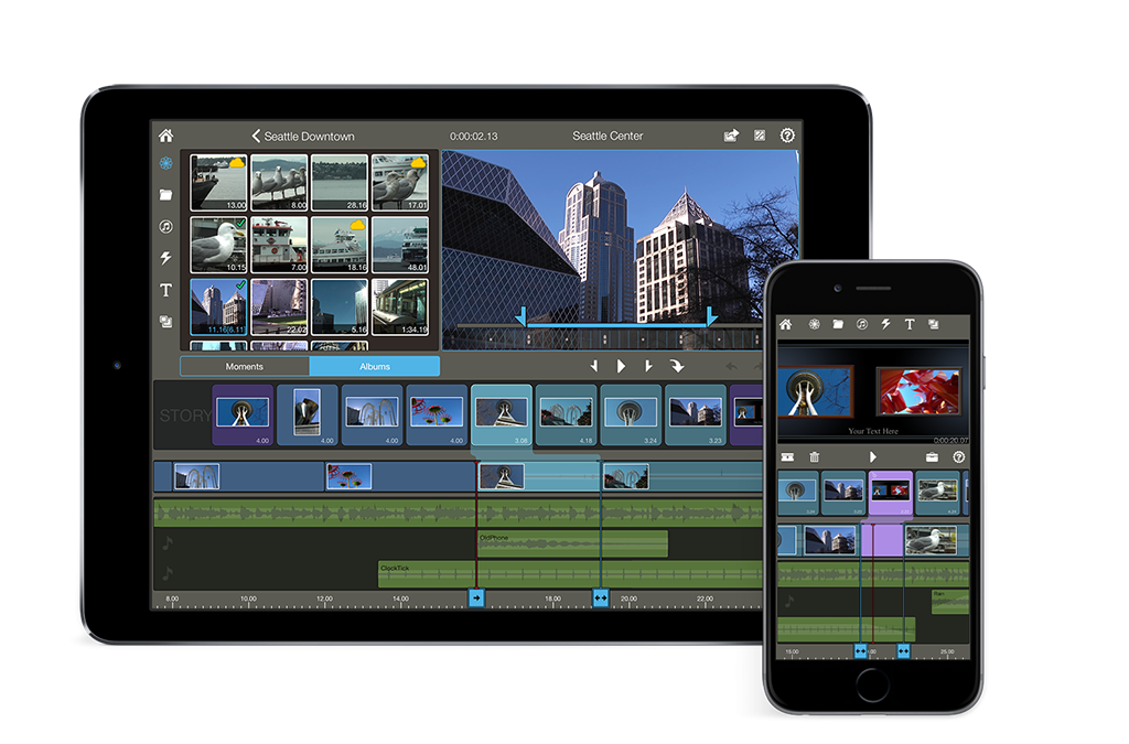 Pinnacle Studio for iPhone becomes Pinnacle Studio for iOS