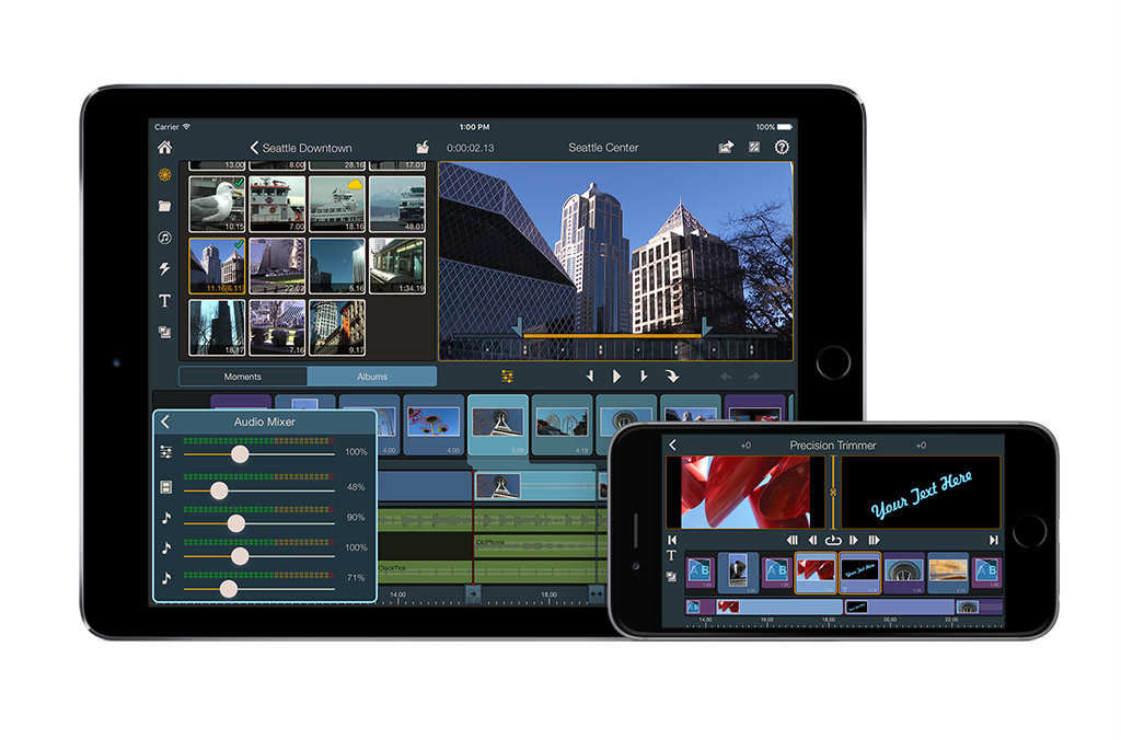 Pinnacle Studio for iPad becomes Pinnacle Studio Pro