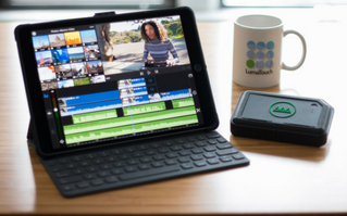 Store more and worry less with the LumaFusion + GNARBOX Integration