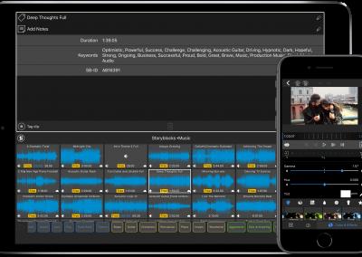 Sound Buddies: iPhone8 and iPadPro