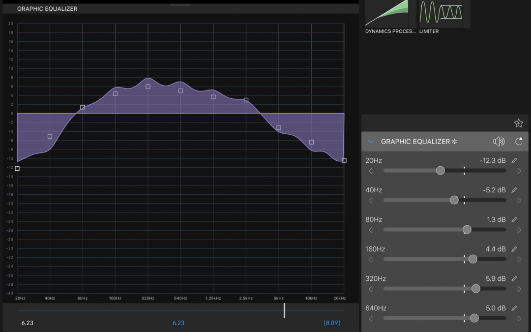 Improved Audio Editing in LumaFusion 3.0